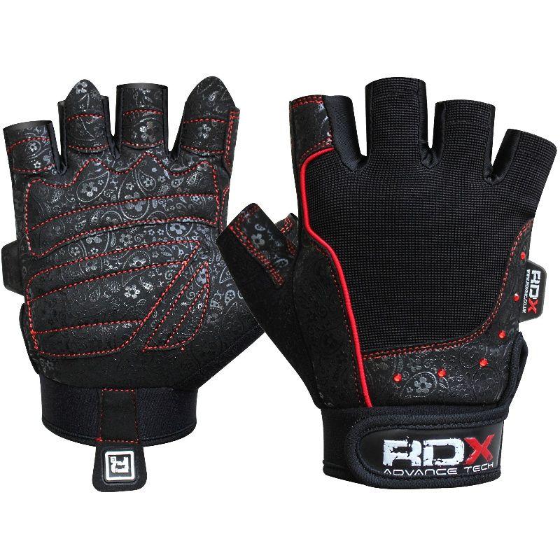 Женские перчатки для фитнеса RDX S4B SWAROVSKI